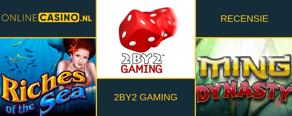 2by2 Gaming gameprovider