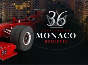 36 Live Casino Monaco Roulette