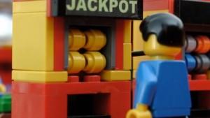 Als een Lego-poppetje de Jackpot wint