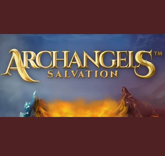 Archangels Salvation videoslot NetEnt