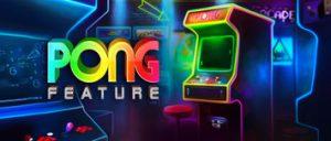 Atari videoslot Pong