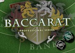 Baccarat in online casino Nederland