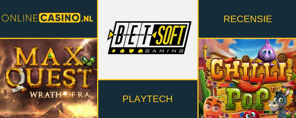 Gameprovider: Betsoft