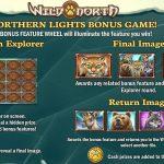 Bonusfuncties in Wild North
