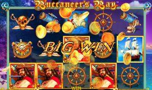 Buccaneer's Bay is een van de zomerse slots die je gratis kunt spelen