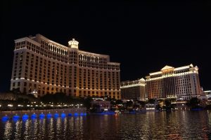 Caesars Palace is een van de Vegas casino's van de Amerikaanse casino gigant