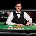 Caribbean Stud Poker in het live mobiel casino