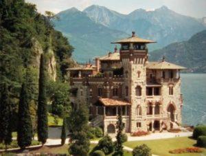 Casino Royale villa op Airbnb