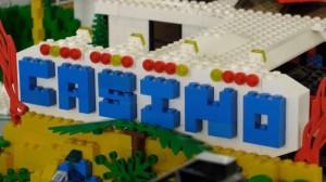 Casino van Lego