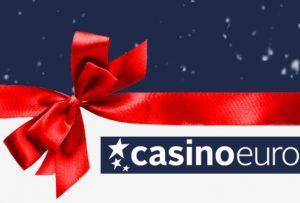 CasinoEuro kerstkalender met dagelijkse beloningen