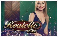 Casinospellen favoriet live roulette