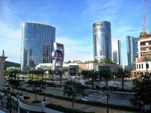 City of Dreams in Macau