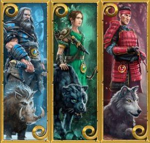 De drie Warlords
