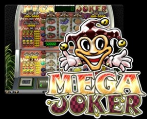 De populaire online gokkast Mega Joker