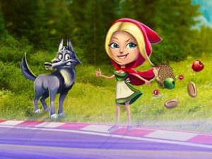 Doe mee aan de Red Riding Hood Race bij CasinoEuro