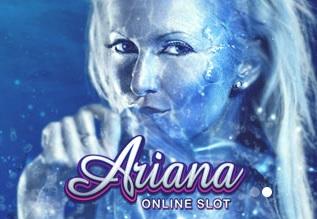 Duik in een zee vol prijzen in de online slot Ariana