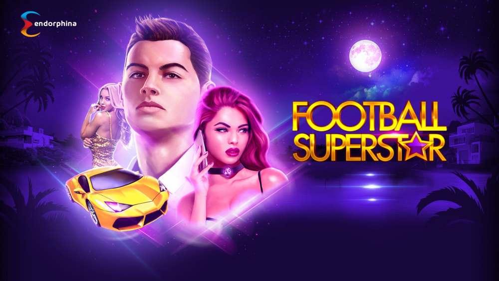 Endorphina football superstar videoslot