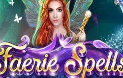 Online casino spellen: Faerie Spells online gokkast.