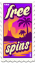 Free spins symbool uit Aloha! Cluster Pays