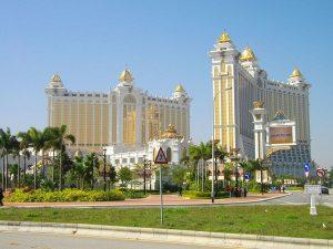 Galaxy Macau in Macau