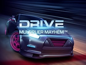 Spel review van Drive Multiplier Mayhem