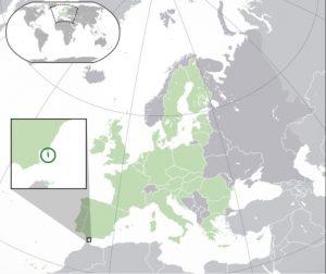 Gibraltar in EU onlinecasino.nl