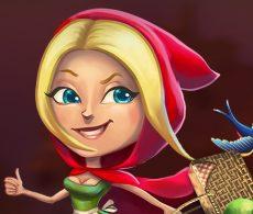 Gratis speelrondes voor Fairytale Legends Red Riding Hood