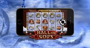 Met Oranje Casino gratis spins kun je Hall of Gods mobiel gratis spelen