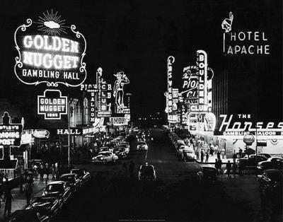 Hoe Las Vegas er vroeger uitzag