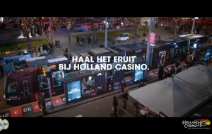 Holland Casino Amsterdam organiseerde onlangs Tramroulette