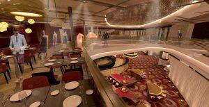 Holland Casino Sloterdijk krijgt een Las Vegas achtige uitstraling