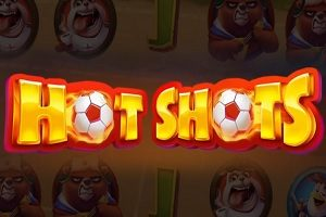 Voetbal videoslot Hot Shots