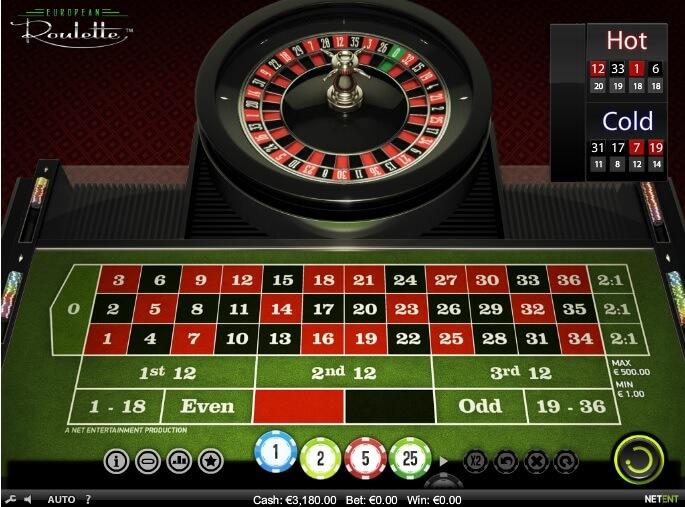 Je kunt bijvoorbeeld gratis roulette spelen