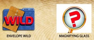 Cluedo Spinning Detectives symbolen
