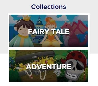Kies je favoriete spel op een handige manier
