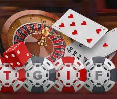 Claim de TGIF bonus van Kroon Casino