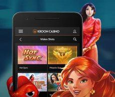 Profiteer van mobiel cashback bij Kroon Casino