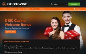 kroon casino welkomstbonus