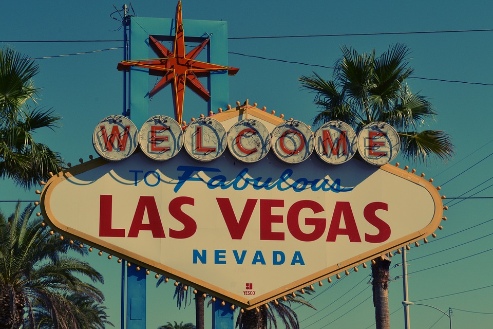 Las Vegas entertainment- en casinostad