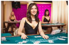 Live blackjack hoort ook bij de meest geliefde casinospellen