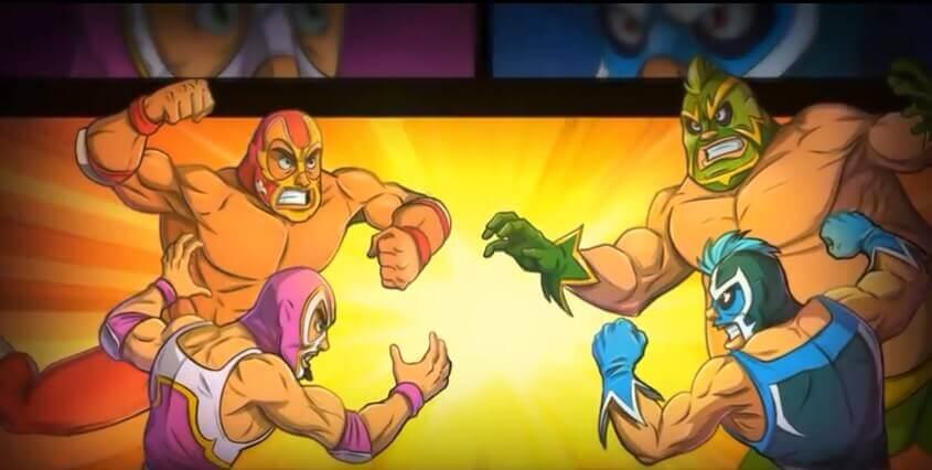 Lucha Maniacs Los Luchadores