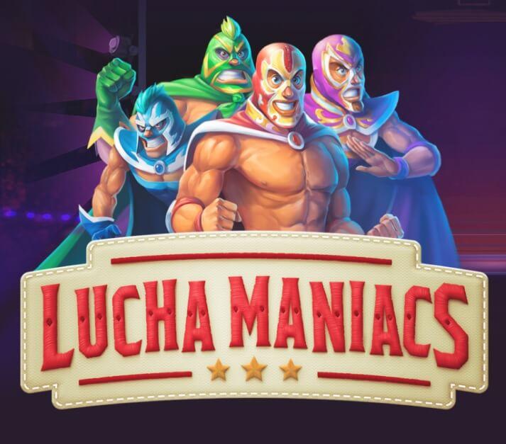 Lucha Maniacs videoslot