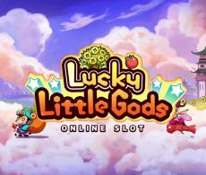 Lucky Little Gods videoslot review (video)