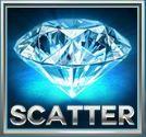 Mega Fortune Dreams gamereview - het scattersymbool