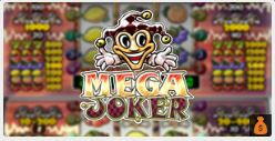 Mega Joker is een van de populairste casinospellen