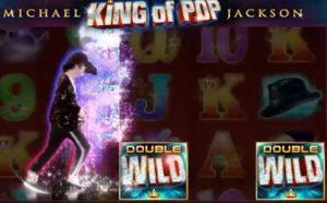 Moonwalk Bonus Feature Michael Jackson slot