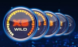 Multiplier Wilds uit Drive Multiplier Mayhem
