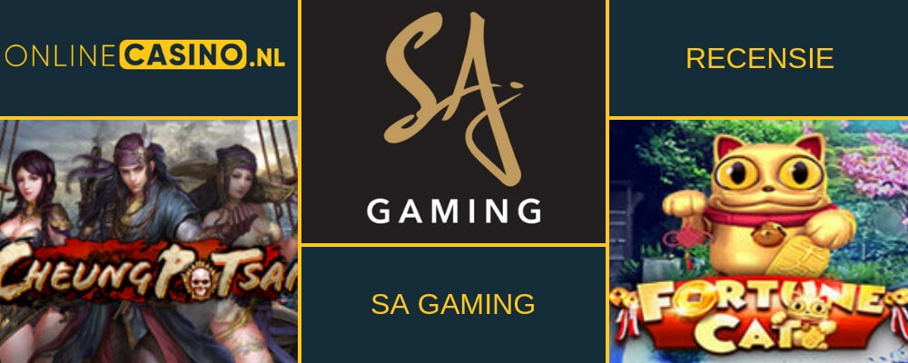 Gameprovider: SA Gaming