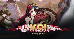 Online casino acties met Koi Princess Roulette