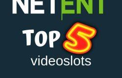 OnlineCasino.nl Netent Top 5 videoslots